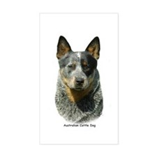 Australian Cattle Dog 9F061D-04 Decal