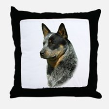 Australian Cattle Dog 9F061D-06 Throw Pillow