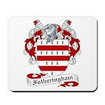 Fotheringham Family Crest Mousepad