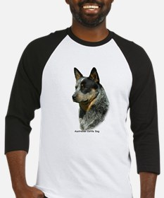 Australian Cattle Dog 9F061D-06 Baseball Jersey
