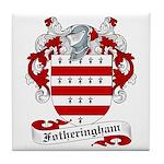 Fotheringham Family Crest Tile Coaster