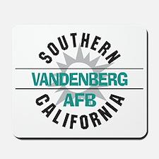 Vandenberg AFB Mousepad