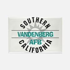 Vandenberg AFB Rectangle Magnet (10 pack)