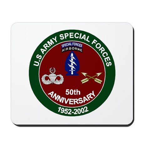 SpecFor 50th Mousepad
