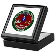 SpecFor 50th Keepsake Box