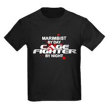 Marimbist Cage Fighter by Night T