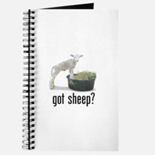 Cute Lamb Journal