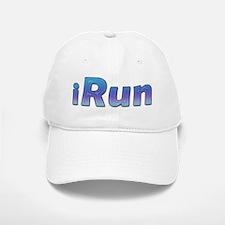 iRun, wave Baseball Baseball Cap