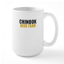 Chinook Beer Team Mug