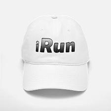 iRun, tread Baseball Baseball Cap