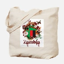 Butterfly Zambia Tote Bag