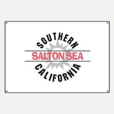 Salton Sea CA Banner