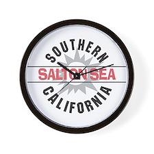 Salton Sea CA Wall Clock