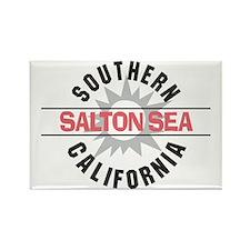 Salton Sea CA Rectangle Magnet