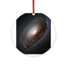 M64 - The Black Eye Galaxy Ornament (Round)