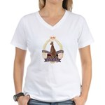 Northern Territory Police Women's V-Neck T-Shirt