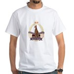 Northern Territory Police White T-Shirt