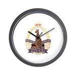 Northern Territory Police Wall Clock