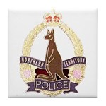 Northern Territory Police Tile Coaster