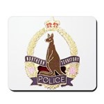 Northern Territory Police Mousepad
