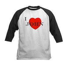 I Love John! Tee