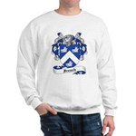 French Family Crest Sweatshirt