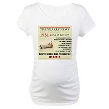 born in 1951 birthday gift Shirt