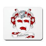 Fullerton Family Crest Mousepad