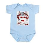 Fullerton Family Crest Infant Creeper