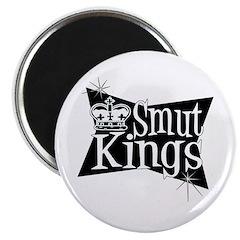 """Smut Kings Vintage Logo 2.25"""" Magnet (10 pack"""