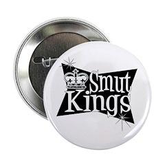 "Smut Kings Vintage Logo 2.25"" Button (10 pack"