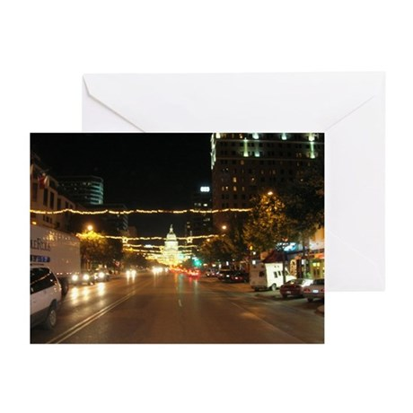 Austin, Texas Greeting Cards (Pk of 20)