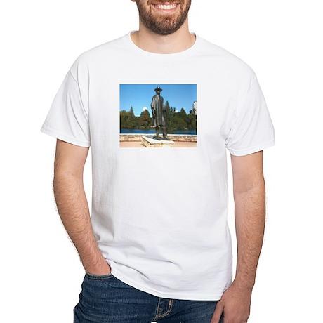 Austin, Texas White T-Shirt