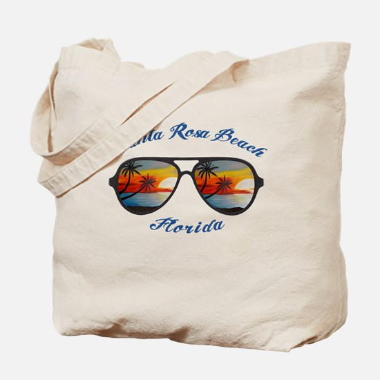 Unique Rosa Tote Bag