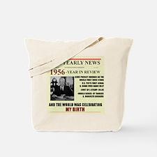 born in 1956 birthday gift Tote Bag