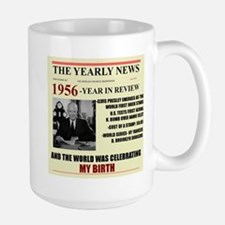 born in 1956 birthday gift Mug