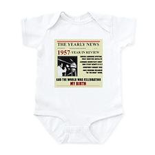 1957-BIRTH Infant Bodysuit