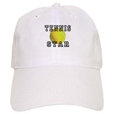 Tennis Star Cap