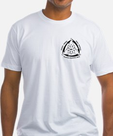 PTK White Large T-Shirt