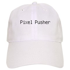 Pixel Pusher Cap