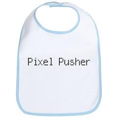 Pixel Pusher Bib
