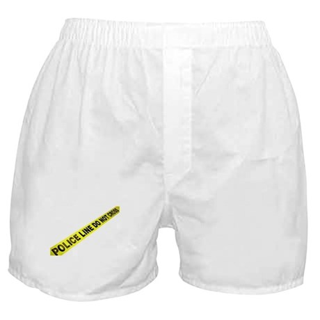 Police Line Boxer Shorts