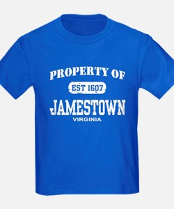 Property of Jamestown T