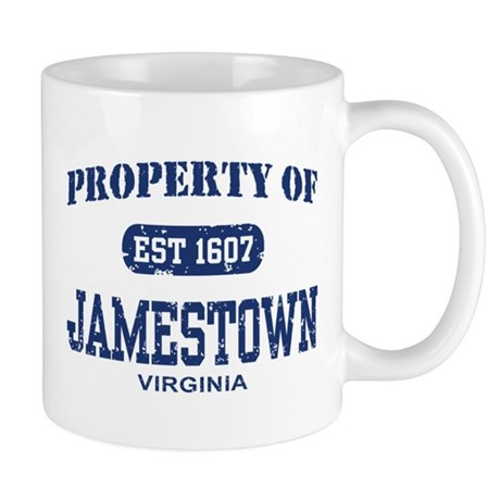 Property of Jamestown Mug