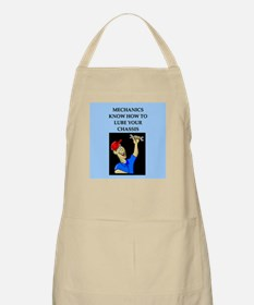 car auto mechanic BBQ Apron