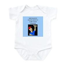 car auto mechanic Infant Bodysuit