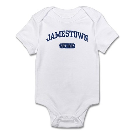 Jamestown Est 1607 Infant Bodysuit