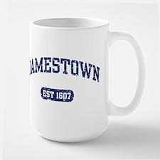 Jamestown Est 1607 Mug