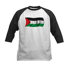 Wavy Palestine Flag Tee