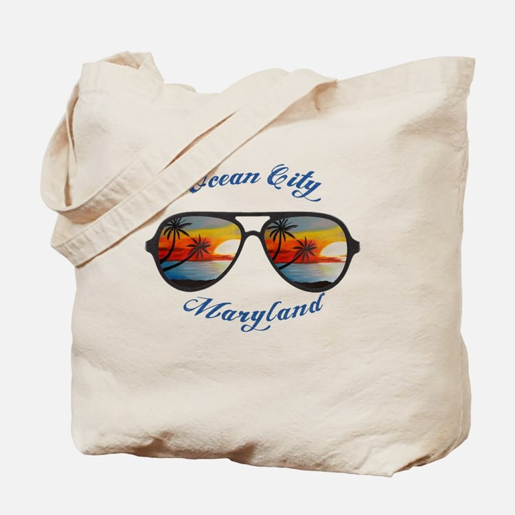 Cute Ocean city maryland Tote Bag